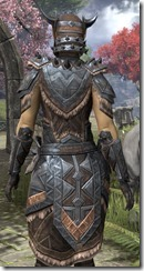 Malacath Iron - Female Close Back