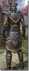 Malacath Iron - Male Back