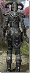 Nord Quicksilver - Female Back