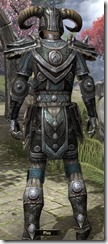 Nord Quicksilver - Male Back