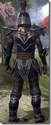 Orc Galatite - Male Back