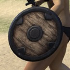 Orc Maple Shield