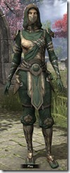 Outlaw Homespun Robe - Female Front