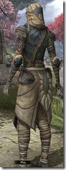 Outlaw Iron - Female Back