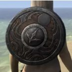 Outlaw Maple Shield