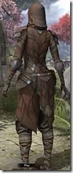 Outlaw Rawhide - Female Back