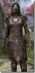 Outlaw Rawhide - Female Close Front