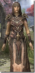 Primal Homespun Robe - Female Close Front