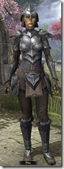 Redguard Steel - Female Front