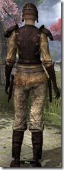 Soul-Shriven Rubedite - Female Back