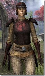 Soul-Shriven Rubedite - Female Close Front