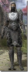 Thieves Guild Iron - Female Front