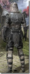 Thieves Guild Iron - Male Back