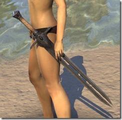 Trinimac Iron Sword