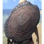 Akaviri Hickory Shield