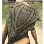 Ancient Elf Oak Shield