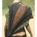 Ancient Elf Yew Shield