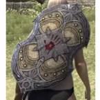 Assassins League Ash Shield