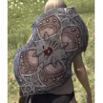 Assassins League Mahogany Shield
