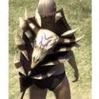 Barbaric Yew Shield