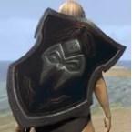 Orc Ash Shield