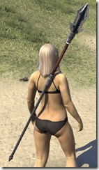 Orc Yew Staff