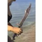 Redguard Quicksilver Dagger