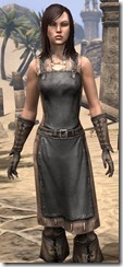 Blacksmith - Female Close Front