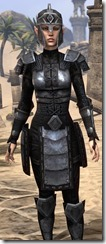 Centurion Field Armor - Female Close Front