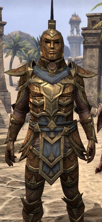 ESO Fashion Classic Ordinator Armor