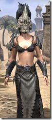 Dark Shaman - Female Close Front