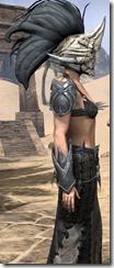 Dark Shaman - Female Close Side