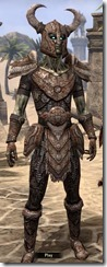 Draugr - Male Front