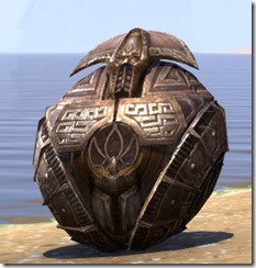 Loyal Dwarven Sphere Front