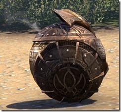 Loyal Dwarven Sphere Side
