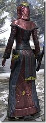 Mages Guild Formal Robes Dyed Back