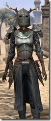Nedic Duraki Armor - Female Close Front