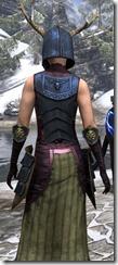 Nedic Keptu Armor Dyed Close Back