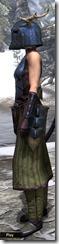 Nedic Keptu Armor Dyed Side
