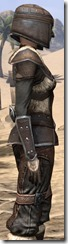 Orcisg Scout Armor - Female Close Side