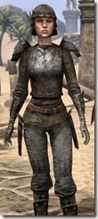 Soul-Shriven Armor Outfit - Female Close Front