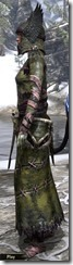 Winterborn Shaman's Costume Dyed Side