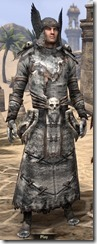 Winterborn Shaman's Costume - Male Front
