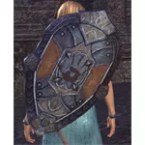 Dark Brotherhood Nightwood Shield