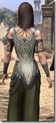 Treethane Ceremonial Dress - Female Close Back
