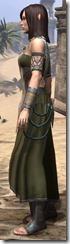 Treethane Ceremonial Dress - Female Side