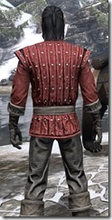 Alliance Rider Outfit EP - Male Close Back