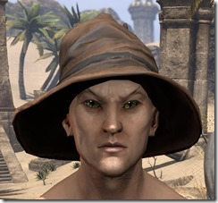 Clever Man Wizard Hat - Male Front
