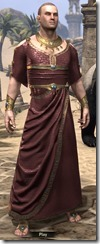 Cyrod Patrician Formal Gown - Male Front