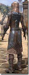 Dark Brotherhood Iron - Female Back